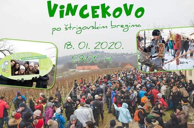 Vincekov pohod po Štrigovskim  bregima