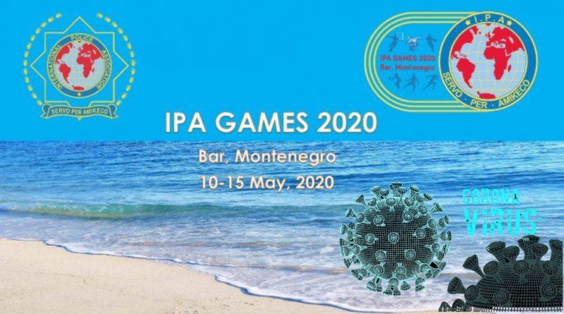 IPA igre v Črni Gori odpovedane
