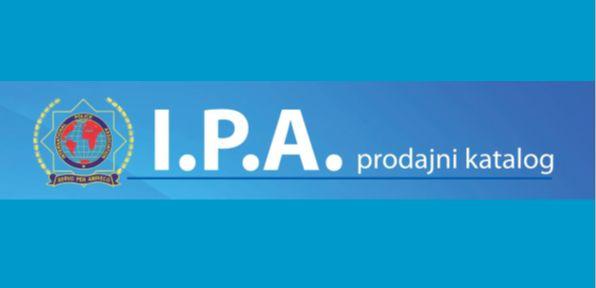 IPA prodajni katalog – novo v ponudbi